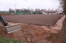 Umbau des Sportplatzes